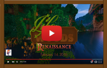 Life in the Woods: Renaissance Release Date!